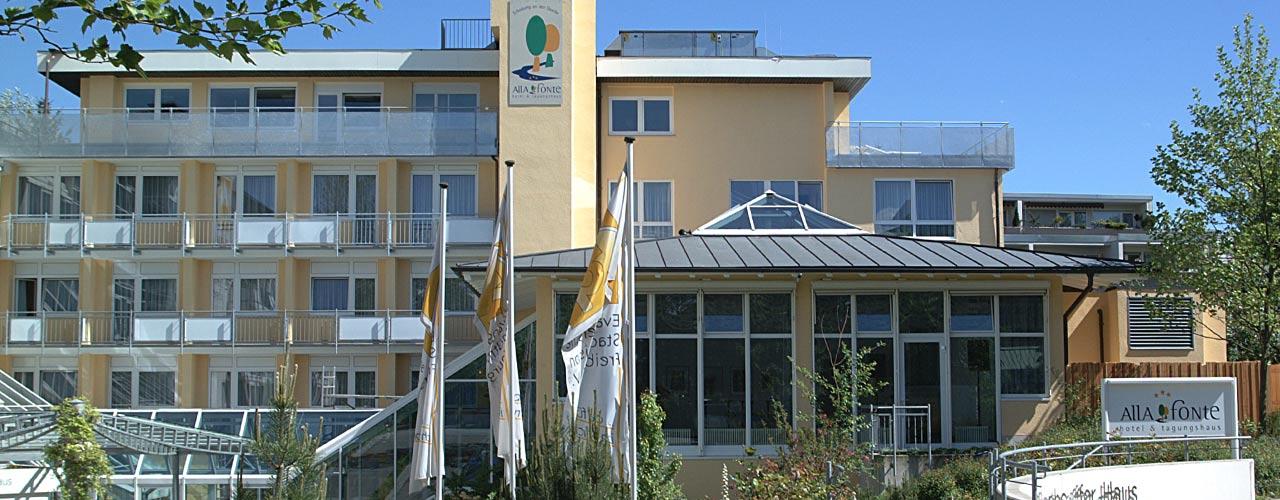 Hotel Alla Fonte Bad Krozingen